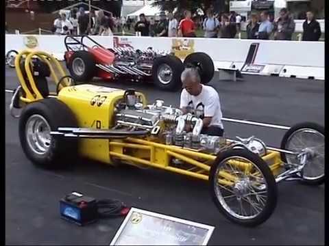 Goodwood Festival of Speed Cacklefest 2008