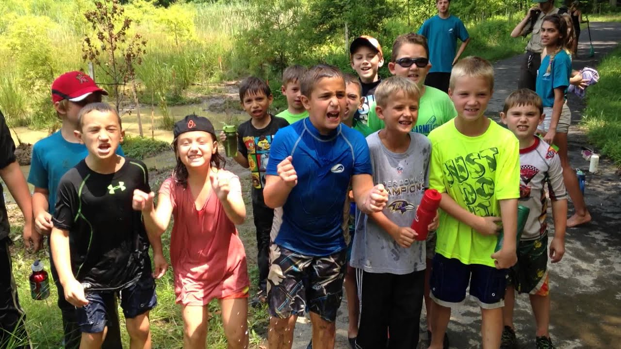 Marshy Point Nature Center Summer Camp