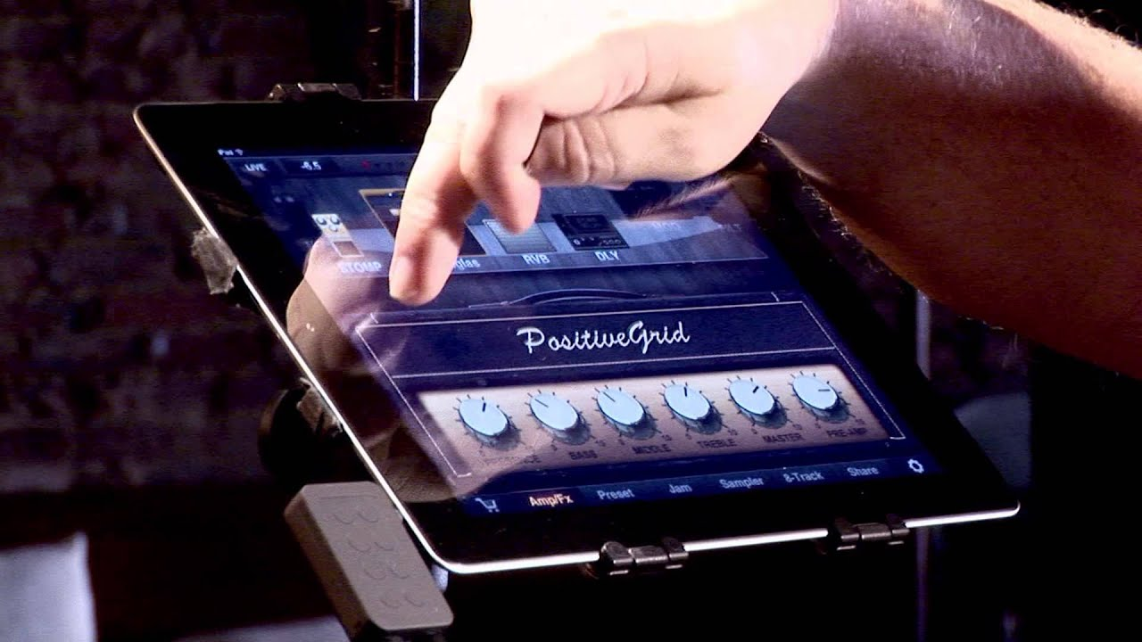 worship leaders use ipad guitar multi effects processor youtube. Black Bedroom Furniture Sets. Home Design Ideas