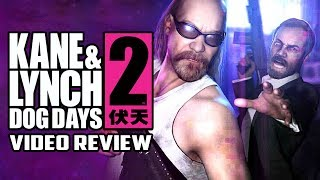 kane & Lynch 2: Dog Days Review - Gggmanlives