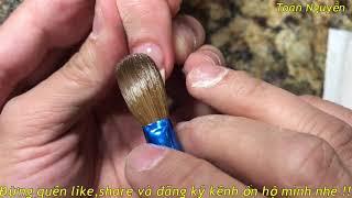 cách làm nails đơn giản 55: cách Fill pink and white sao cho đẹp
