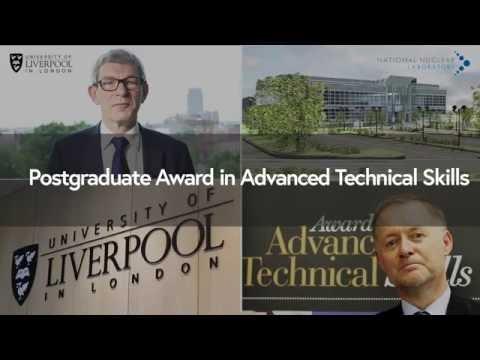 Postgraduate Award in Advanced Technical Skills