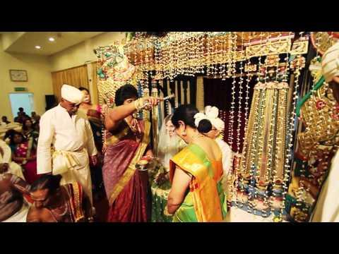 Ceylonese Hindu Wedding Highlight Of Raj & Lina. By Leonard Hon
