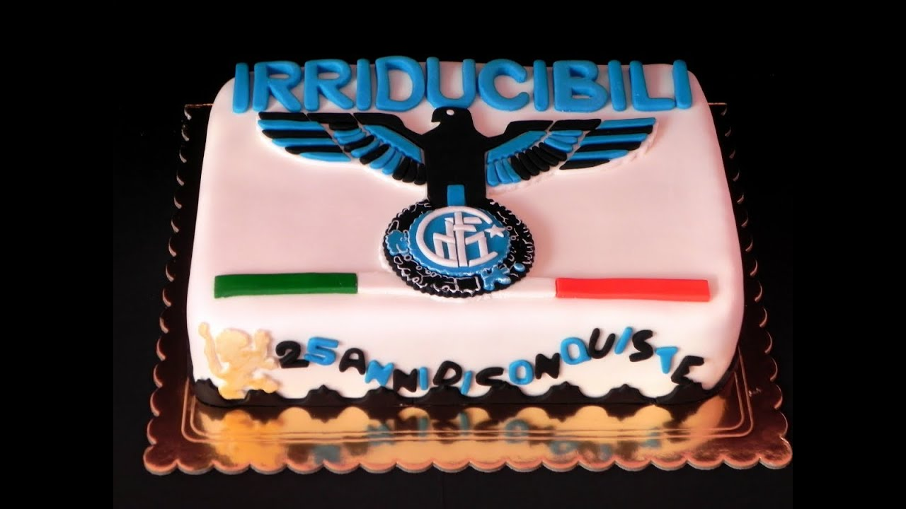 Estremamente Torta Inter - YouTube TL15