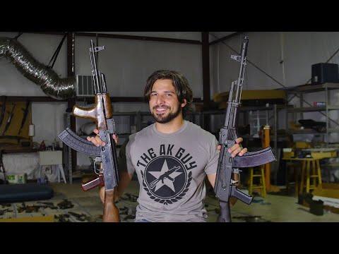 AK-47 vs AK-74: What's The Difference?