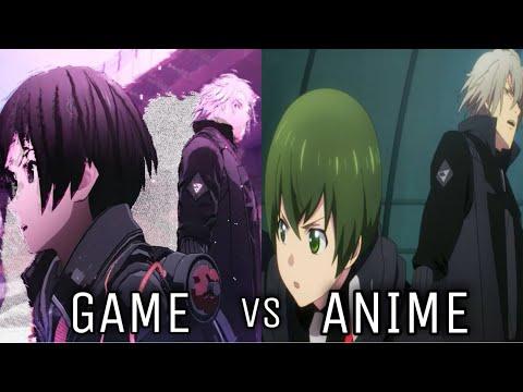 Scarlet Nexus   Game vs Anime Comparison Part 2  