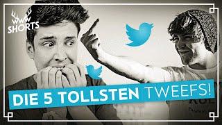 DIE 5 TOLLSTEN TWEEFS! | #WWWSHORTS