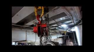 Touring the U.S. Coast Guard Cutter Mackinaw
