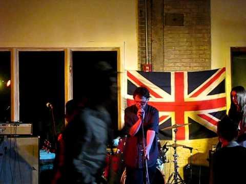 American Idol Contestant Jimmy Kennedy In: School Of Rockof Delaware's British Invasion Show(Part 1)