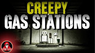 5 CREEPY Gas Station Stories - Darkness Prevails