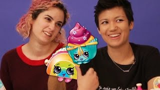 Adults Play With Shopkins For The First Time