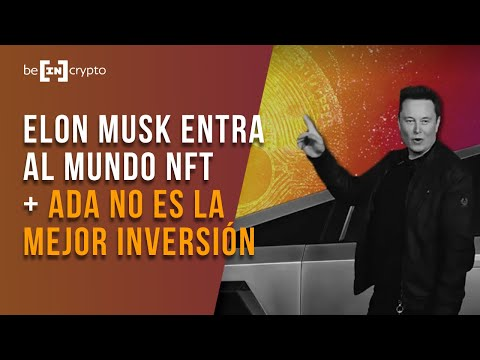 🔥 Porqué ADA no es tan buena inversión + Elon Musk al mundo de los NFT | Repaso de Noticias Semanal