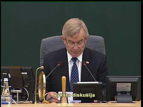 2019-09-17 Seimo rytinis posėdis Nr. 324
