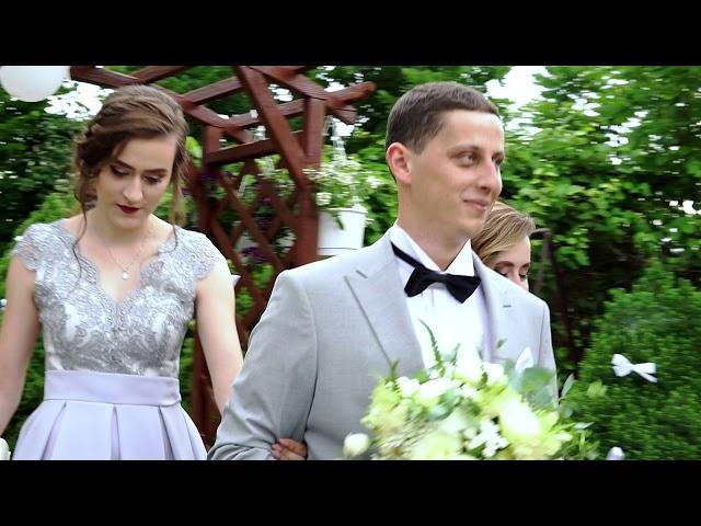 Marlena i Adrian Klip Ślubny // Wedding Best Moments // Faktoria // 2018