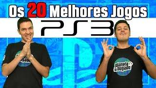 🌎 Os 20 Melhores Jogos de PS3