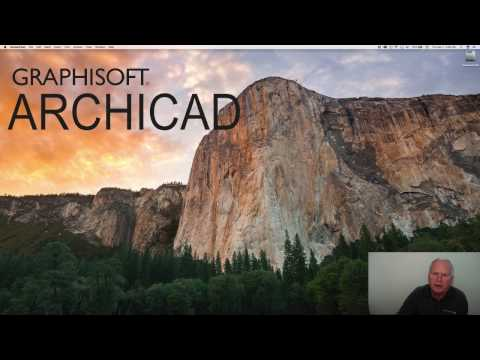 ARCHICAD Video #1-Creating The Floor Plan