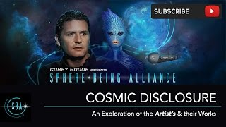 Cosmic Disclosure - An Exploration of the Artists and their Works
