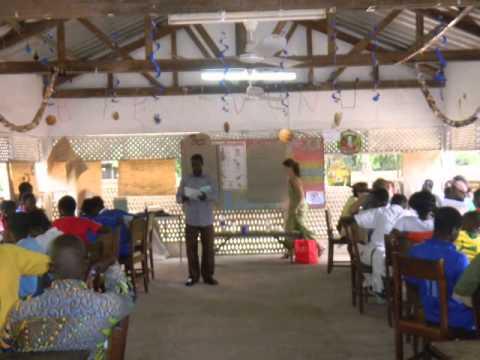 Camp Scientifille 2011 (TOGO, WEST AFRICA)