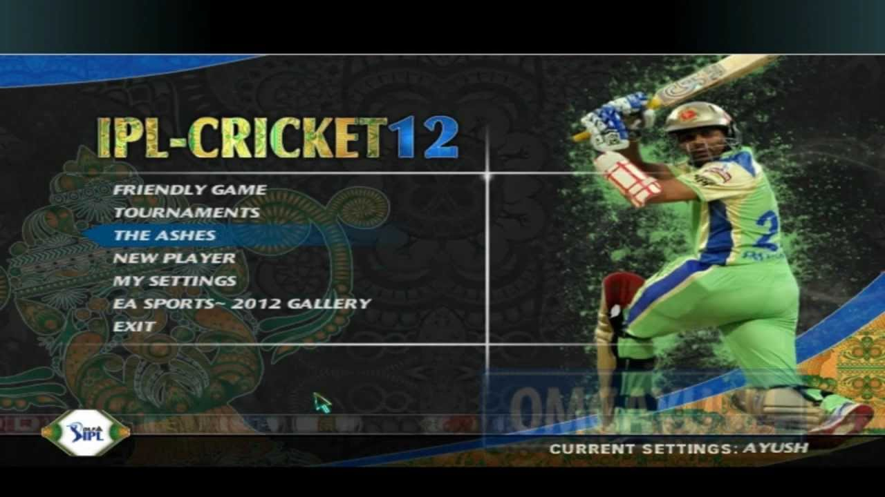 Ea cricket 2010 game patch