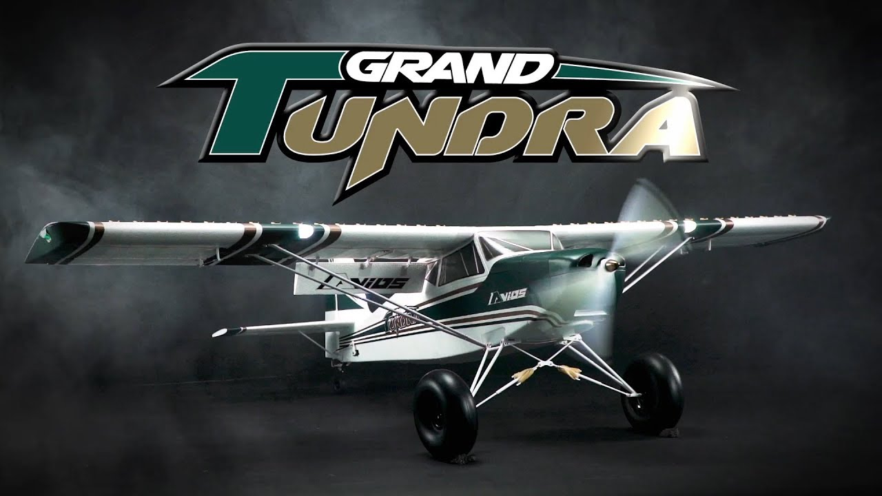 Avios Grand Tundra 1700mm Pnf - Hobbyking Product Video