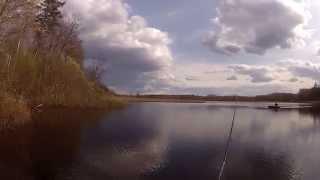 Рыбалка: г.Каменногорск , пос. Перевозное (27-28.04.14)