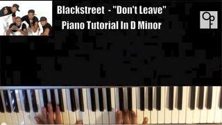 "BlackStreet - ""Don"