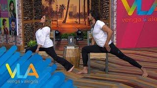 ¿Estás esperando un bebé? ¡Estas son las mejores posiciones para un yoga tranquilo!