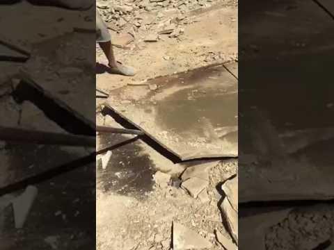 Как добывают природный камень
