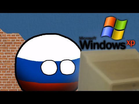Russia usa Windows