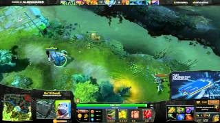 Na`Vi Dendi DotA2 HDTV 21st March #9