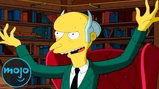 Top 10 Mr. Burns Episodes