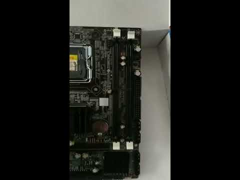 મધર બોર્ડ Zebronics Motherboard G 31 Specification Unboxing 1346