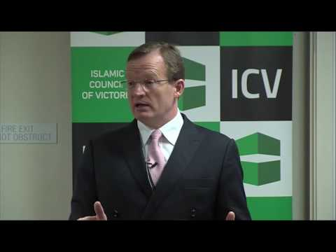 Full Speech to the Islamic Council of Victoria on terrorism.