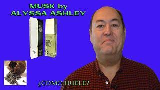 MUSK DE ALYSSA ASHLEY