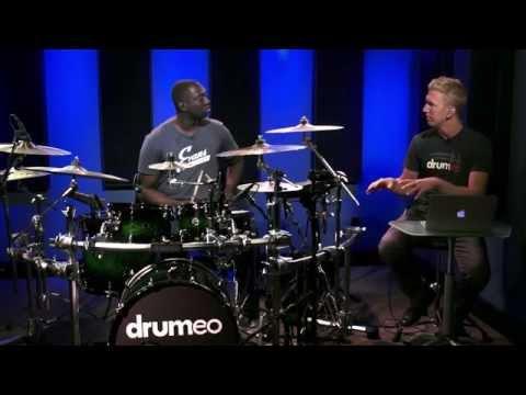 Epic Gospel Tom Groove - Free Drum Lessons