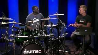 Epic Gospel Tom Groove - Free Drum Lessons