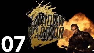 Shadow Warrior 2 PC - The Cookery  - Part 7 Let