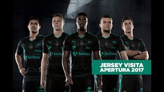 embeded bvideo Jersey Visitante - Apertura 2017