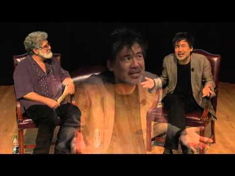 Arts & Entertainment Industry Forum 11/5/2012: David Henry Hwang