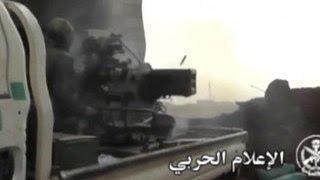 Армия Сирии отвоевывает территорию у боевиков