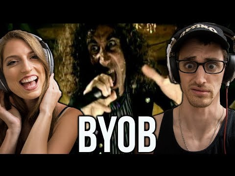 "Hip-Hop Head's FIRST TIME Hearing ""B.Y.O.B."" by SYSTEM OF A DOWN"