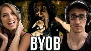 Hip Hop Head S FIRST TIME Hearing B Y O B By SYSTEM OF A DOWN