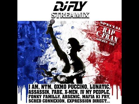 Dj Fly - Rap C-Fran (Streamix)