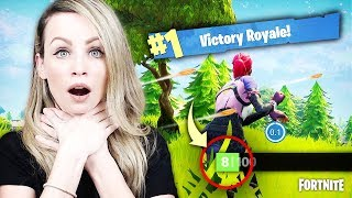 One of Lottie's most viewed videos: ESCAPING DEATH (A LOT) | Fortnite Battle Royale