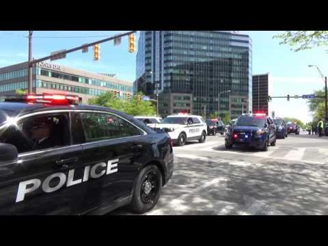2016 Cleveland Police Memorial Parade
