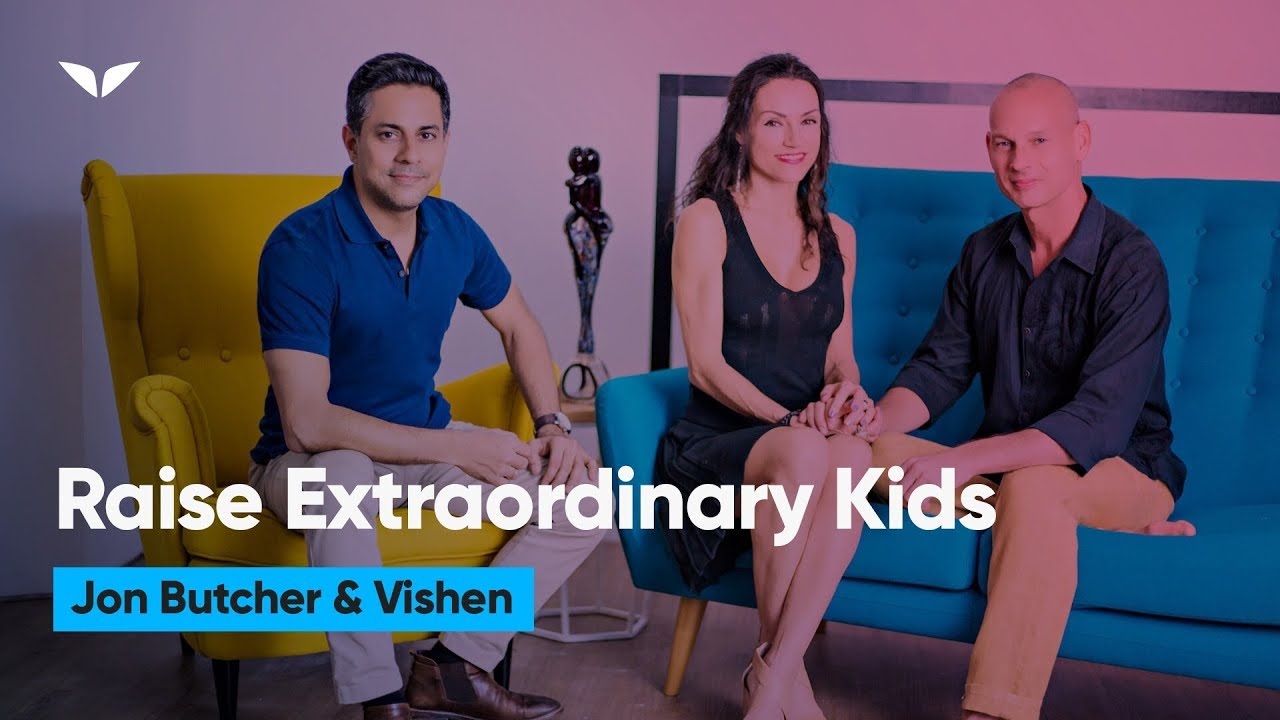 How To Raise Your Kids To Lead Extraordinary Lives | Jon Butcher