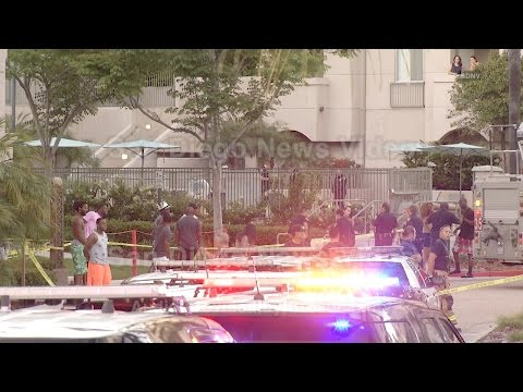 San Diego Mass Shooting Police Radio Recording, University City