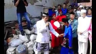 Sanggar Kembang Jayakusuma palang pintu dibukit duri tanjakan