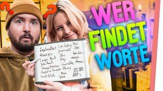Krasse WORTSCHATZ Challenge | So VIELE WÖRTER wie möglich in 60 SEKUNDEN!