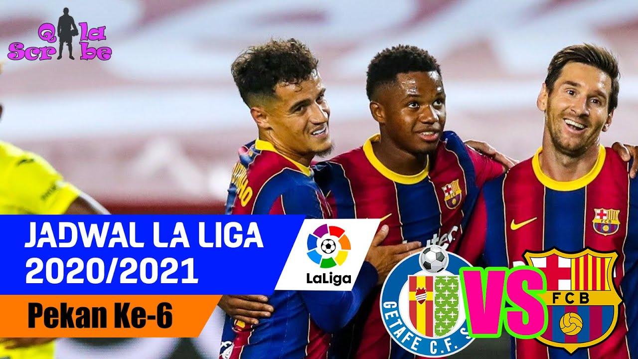 Barcelona vs. Getafe: La Liga live stream, starting lineups, TV ...